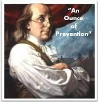 An Ounce of Prevention1