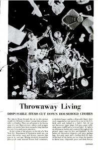 Throwaway Living